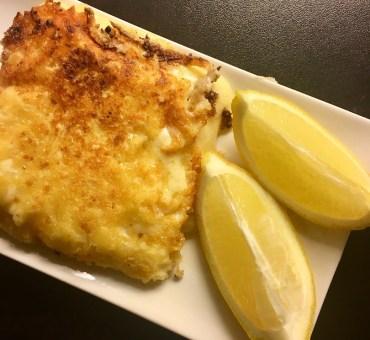 Glutenfri frityrstekt ost