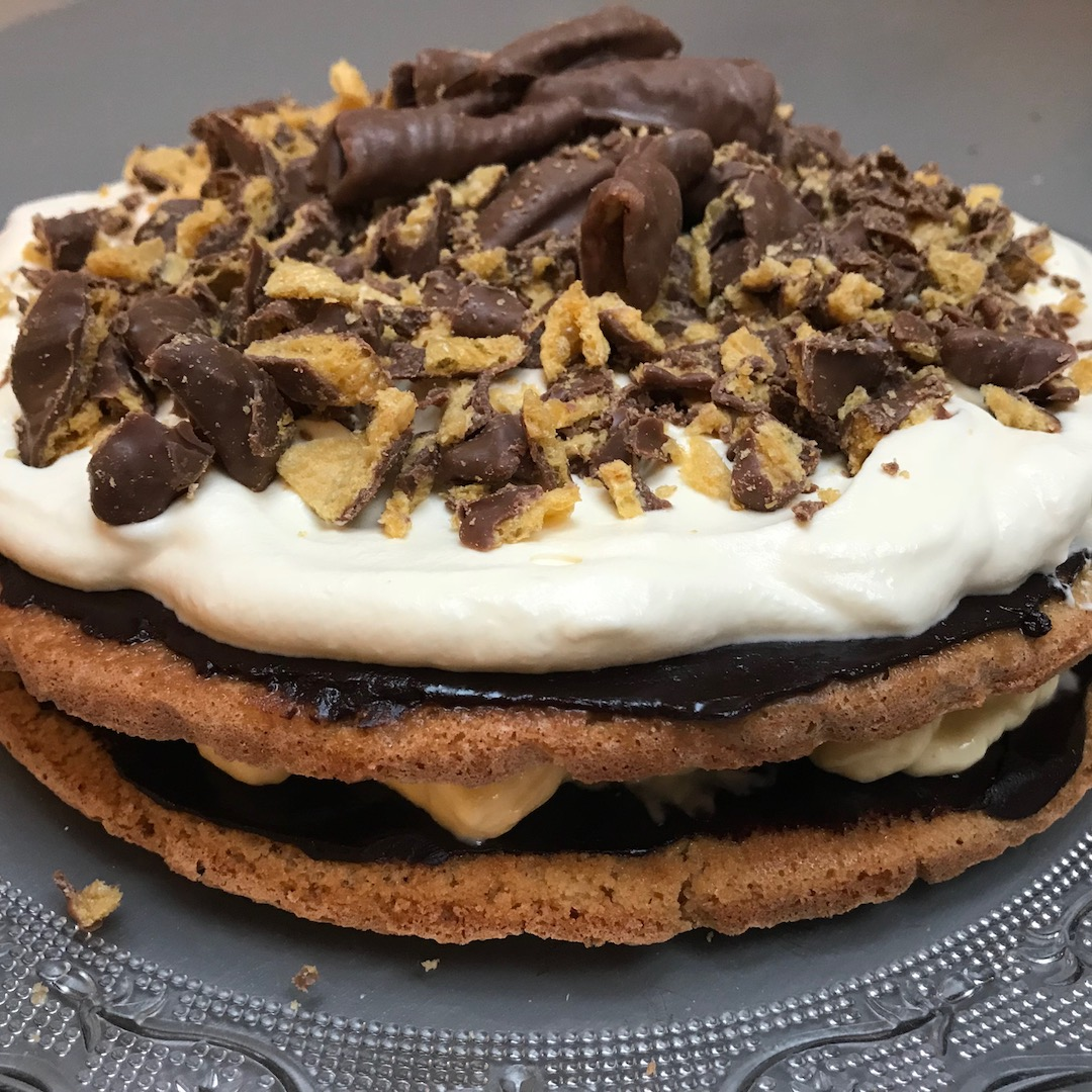 glutenfri smash-kake
