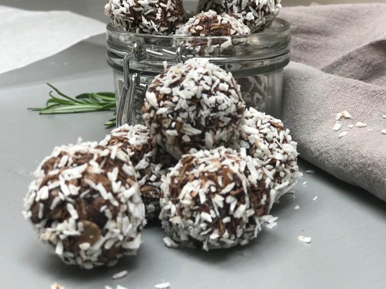 Glutenfrie sjokoladekuler