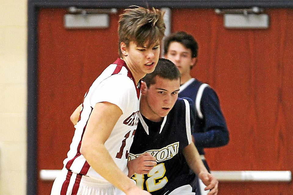 Kulbickas' 3-point shooting steals show as Church Farm rolls over Valley Forge Military