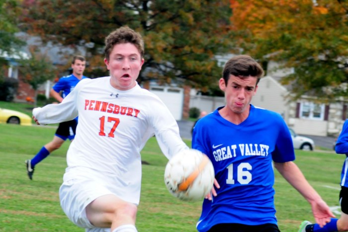 Pennsbury boys soccer's Zach LoBasso is headed to Old Dominion