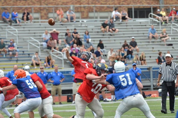 Team Freedom dominates Independence in PAC Senior Bowl