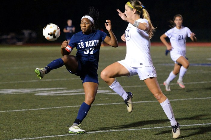 Council Rock North's Kayla Robinson headed to Charleston Southern women's soccer