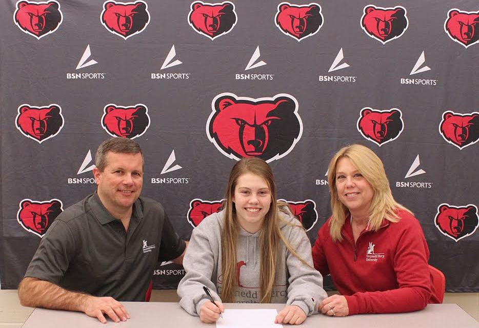 Boyertown's Erin Reitmeyer signs on with Gwynedd Mercy University