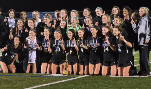 GIRLS SOCCER: Spring-Ford at Pennridge, District 1-4A final 11.12.20