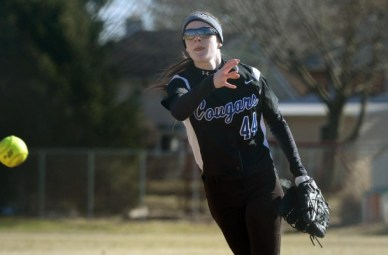Springfield senior pitcher Tori DePietro was named All-Delco for a third consecutive season.