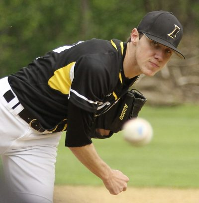 Interboro senior pitcher Jason Lincoln had an incredible season on the bump, going 7-1 with a 0.35 ERA and striking out 34 over 39 innings. (Digital First Media/Robert J. Gurecki)