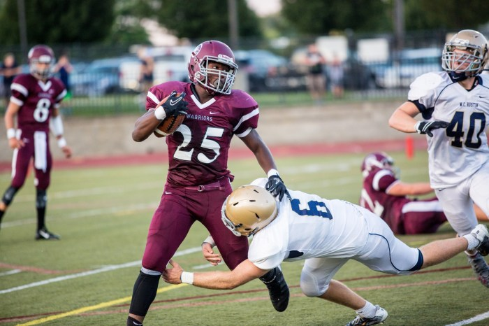 Daily Local News' Top 10 stat leaders