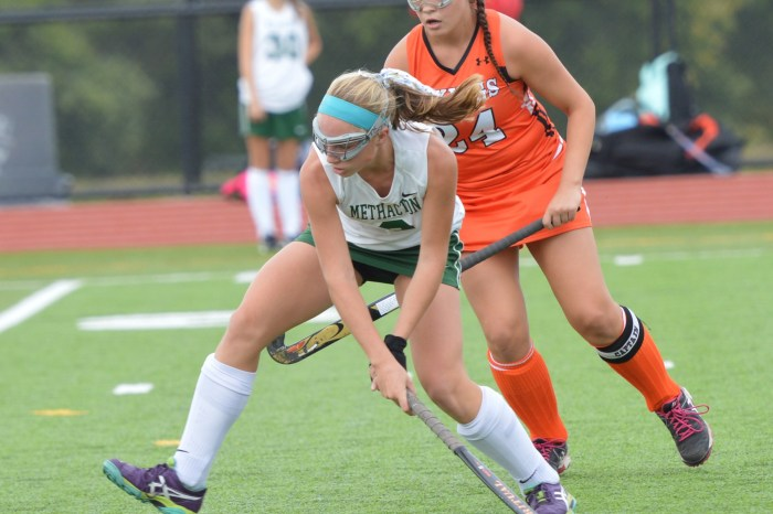 Methacton shuts out Perk Valley; Upper Perk does same to Pottstown