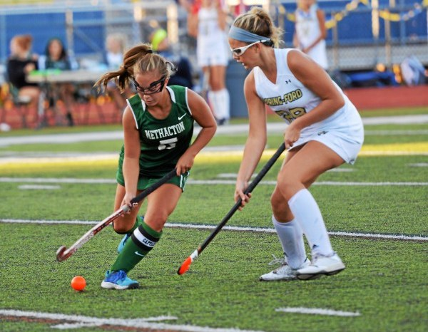Methacton deals Spring-Ford its first PAC loss