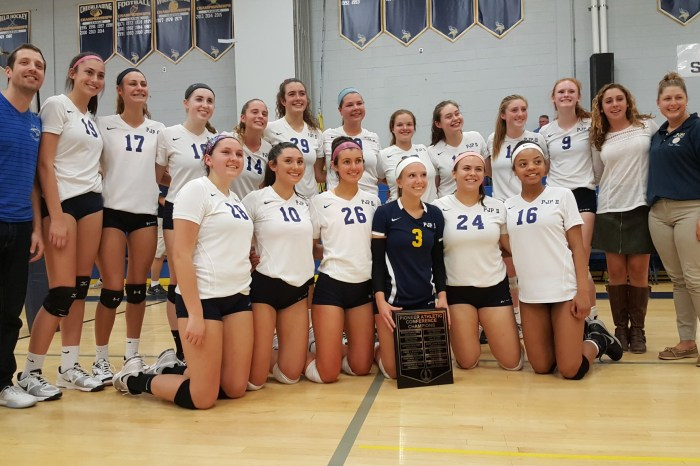Pope John Paul II sweeps Spring-Ford to claim PAC championship