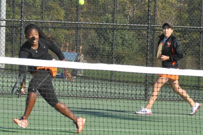 Perkiomen Valley's Morris, Newman defend their PAC Doubles title