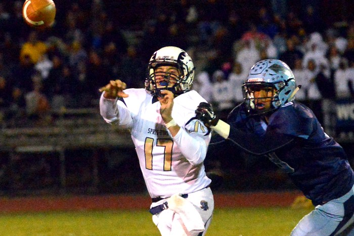 Spring-Ford's loss to North Penn doesn't diminish season filled with milestones