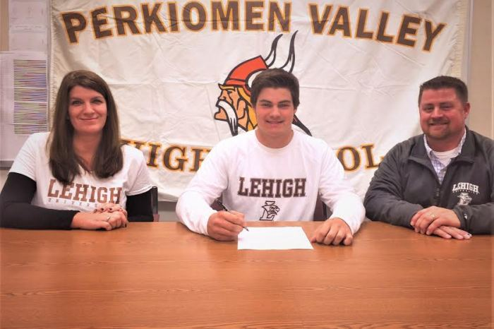 Perkiomen Valley's Nicholas Marren selects Lehigh University