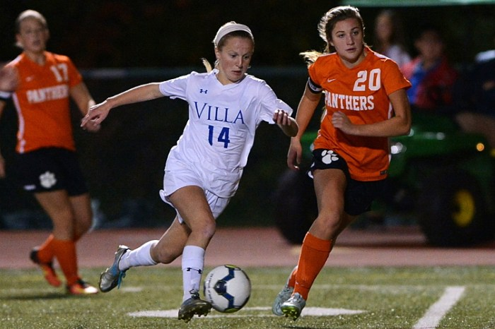 Thanks to Moon, sun sets without a win for Agnew, 10 Villa Joseph Marie seniors
