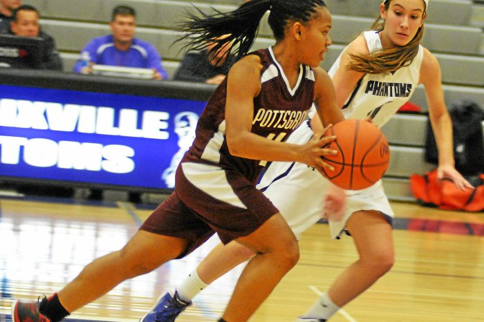 Randleman's 24 points lift Pottsgrove over Sun Valley; OJR, Spring-Ford fall