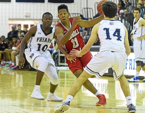 Butler's spark prolongs Carroll's Mastery of states berths
