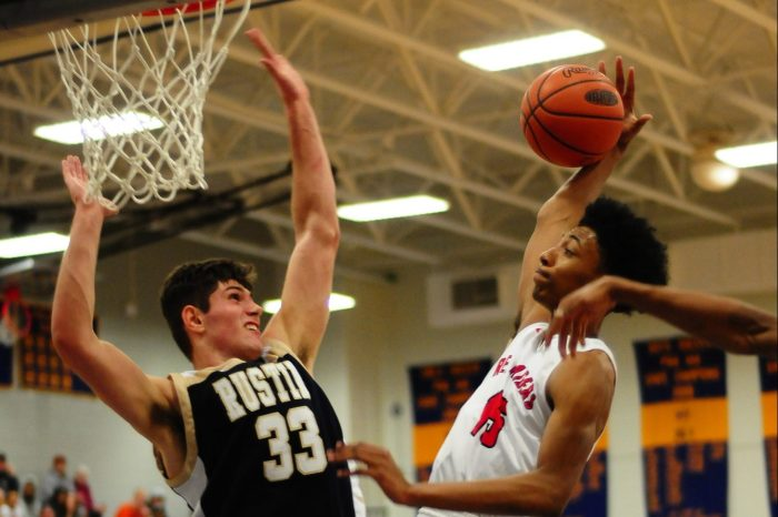 Brickus goes to his left as Coatesville beat Rustin in dramatic semifinal win