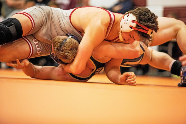 PAC wrestlers looking to grab gold at District 1-AAA West competition