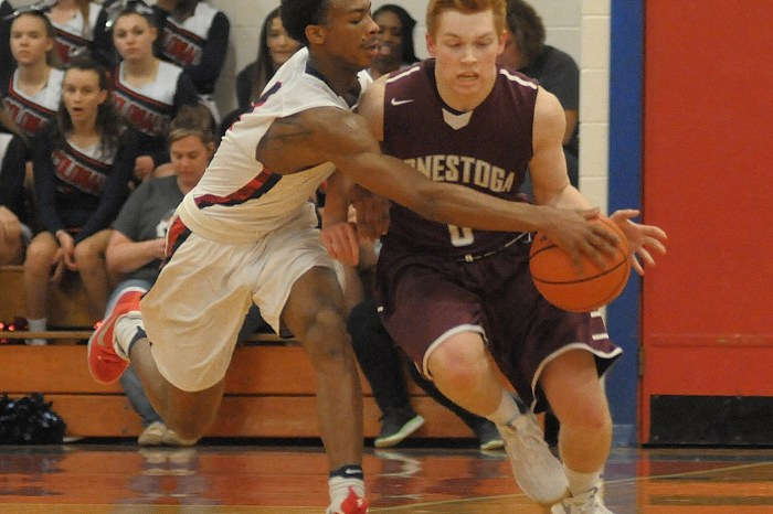 Plymouth Whitemarsh gets defensive in District 1-6A quarters win over Conestoga