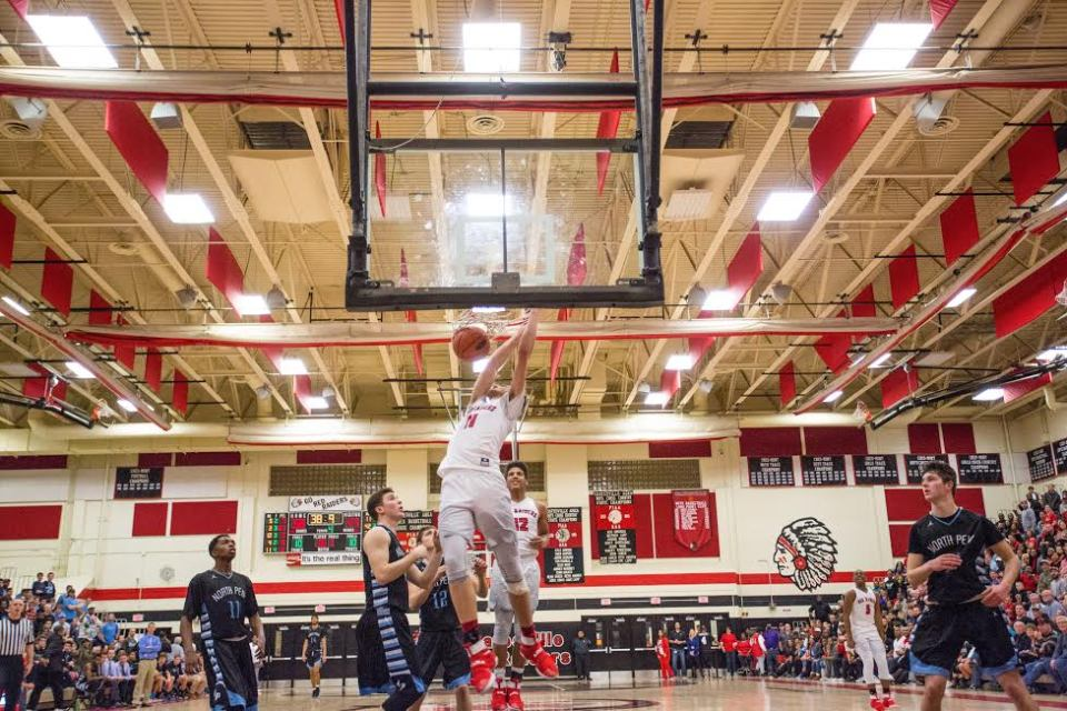 Coatesville rallies, defeats North Penn in district quarterfinals