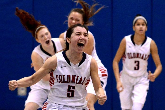 Fortescue's late foul shot sends Plymouth Whitemarsh to District 1-6A final