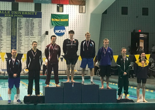 Pennsbury's Connor Doyle earns second District 1 swimming medal