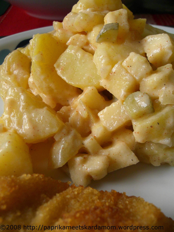 Kartoffelsalat á la Frau Mama