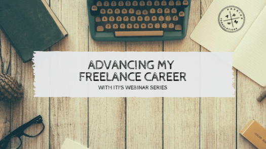 Advancing my freelance translation career