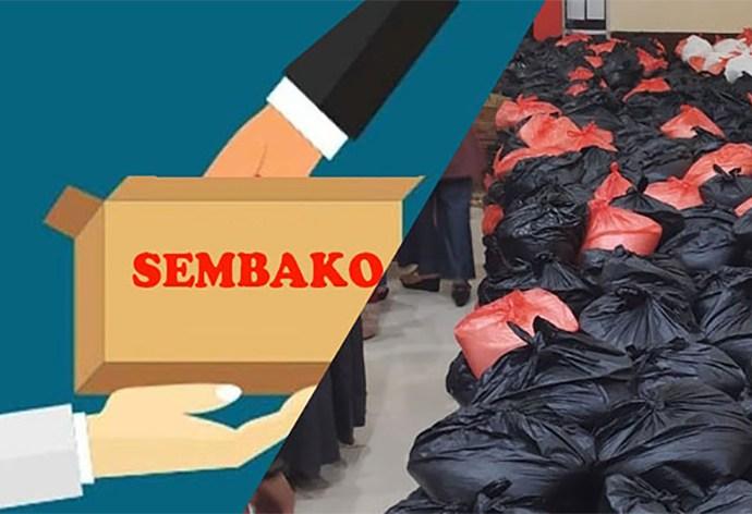 Ilustrasi Sembako