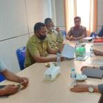 Hearing komisi II DRPD bersama pihak perusahaan kapal. PbP/TLS