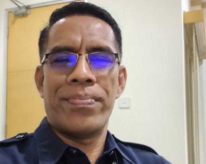 Branch Manager Bank Bukopin, Muhammad Nasyaruddin