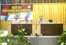 51 Anggota MRP Tatap Muka Dengan Dirjen Otda.