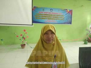 Pjs Kepala Sekolah SMK 3 Manokwari, Supina SPdI