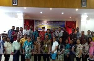 Perpustakaan Setwan Papua Barat