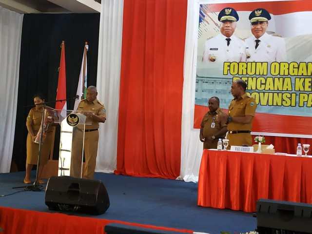 Forum OPD Papua Barat