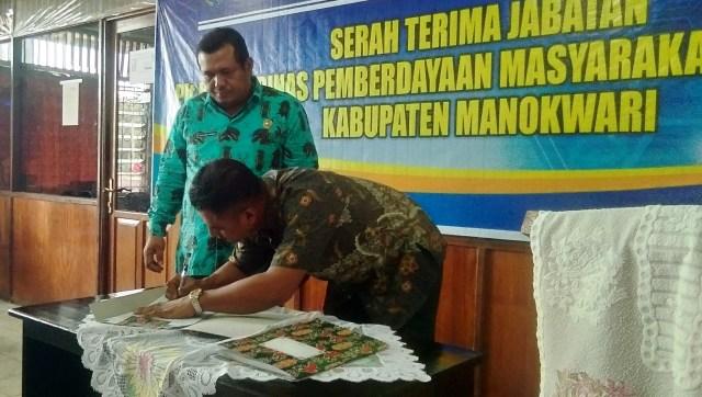 DPMK Kabupaten Manokwari