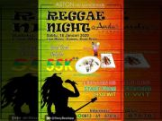 Reggae Night-Aston Niu-