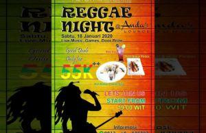 Reggae Night-Aston Niu-
