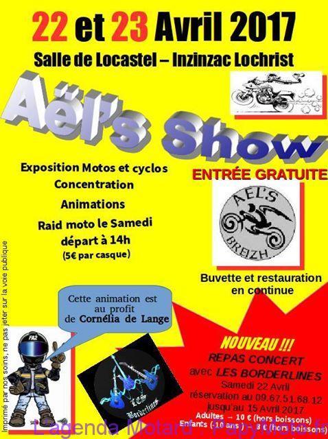 Aël's Show – Inzinzac-Lochrist (56)