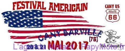 Festival Américain – Cany-Barville (76)