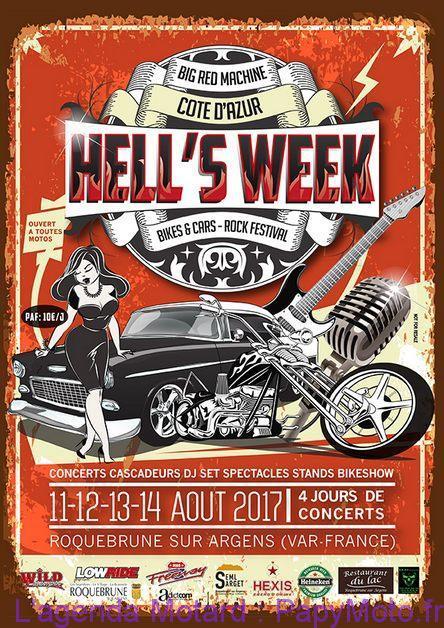 Hell's Week -Roquebrune sur Argens (83)