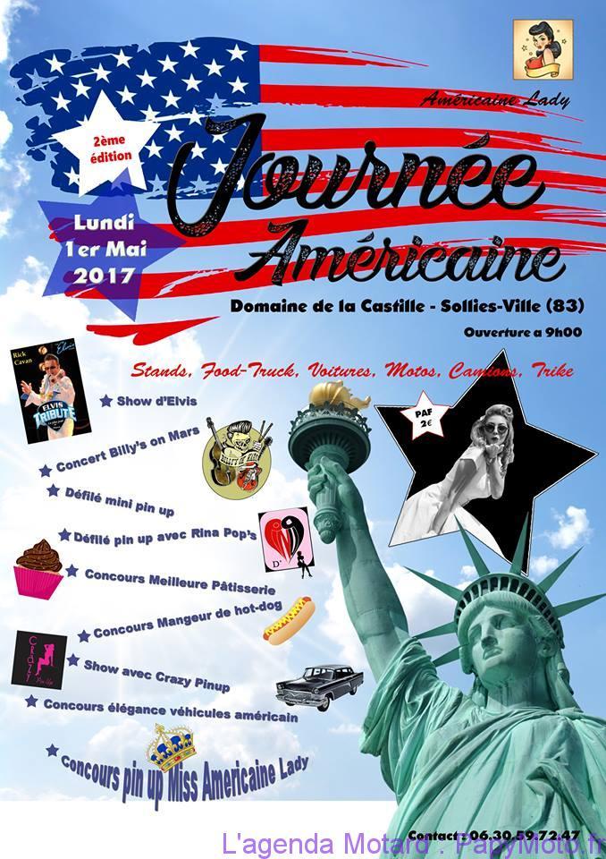 Journée Américaine – Sollies-Ville (83)