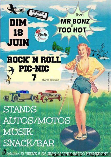 Rock'n Roll Pic-Nic 7 – Hennebont (56)