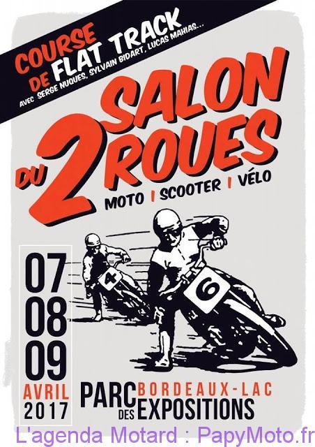 Salon du 2 Roues – Bordeaux-Lac (33)