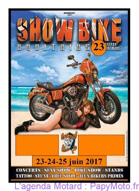 Show Bike Aquitaine – Vendays-Montalivet (33)