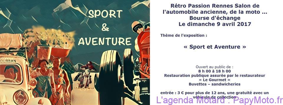 Sport et Aventure – Rennes (35)