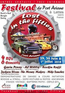 Festival de Port Ariane - Lattes (34) @ Port Ariane | Lattes | Occitanie | France