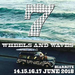 7e Wheels and waves - Biarritz (64) @ Biarritz (64) | Biarritz | Nouvelle-Aquitaine | France