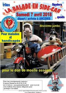 La Balade en Side-Car - Ancenis (44) @ Ancenis | Ancenis | Pays de la Loire | France